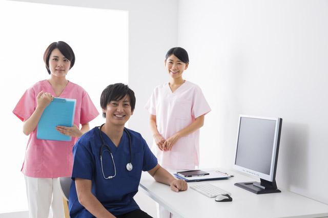 医療現場のユニフォーム