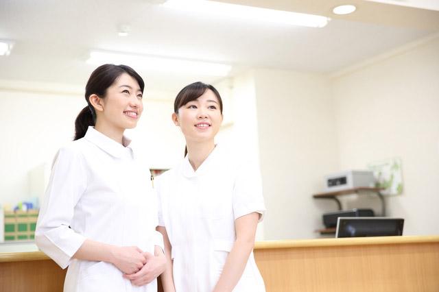 看護師のユニフォーム